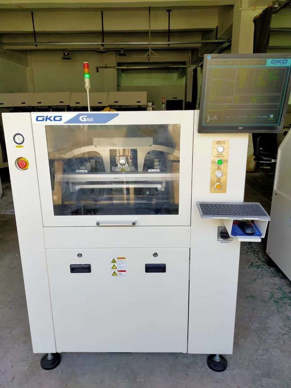 Juki Ke2050 Smt Assembly Line Printer Gkg Gse Juki G-Star LED Mouter
